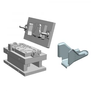 Exhause System Component Stamping Die